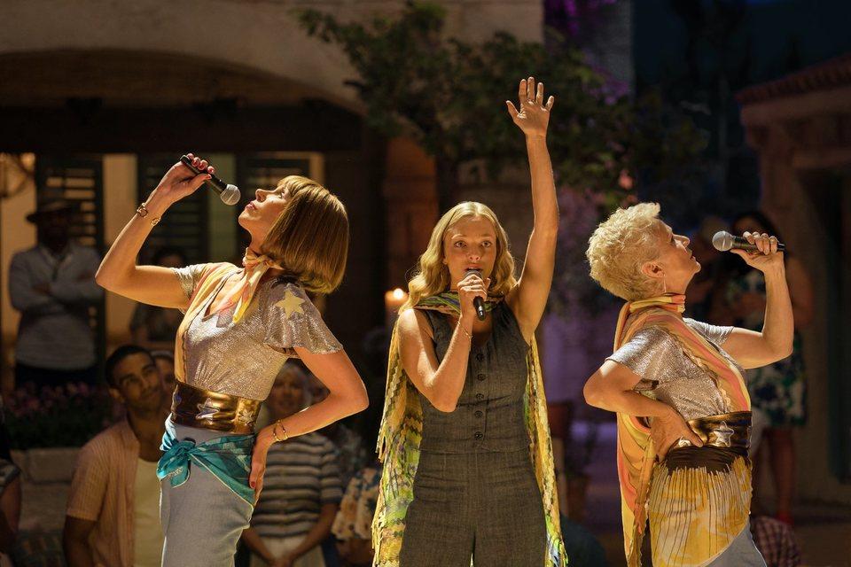Mamma Mia! Una y otra vez, fotograma 16 de 16