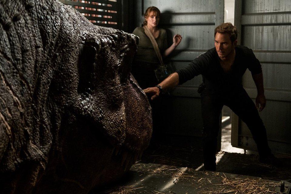 Jurassic World: El reino caído, fotograma 21 de 29