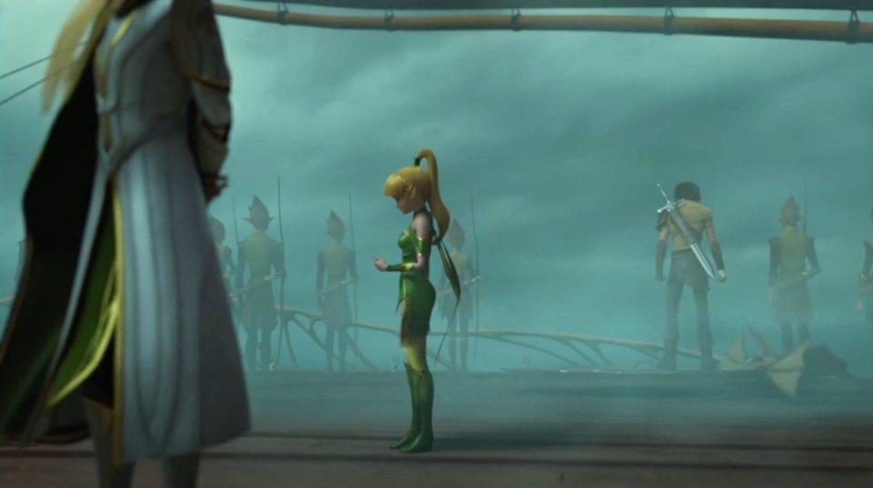 El Reino de los Elfos, fotograma 4 de 17