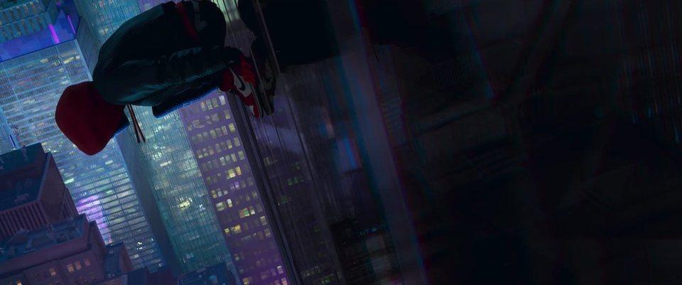 Spider-Man: un Nuevo Universo, fotograma 2 de 15