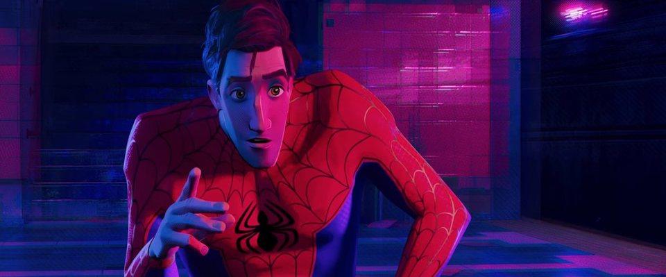 Spider-Man: Un nuevo universo, fotograma 3 de 15