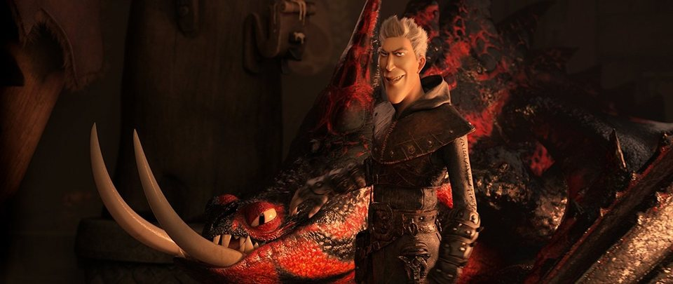 Cómo entrenar a tu dragón 3, fotograma 5 de 16