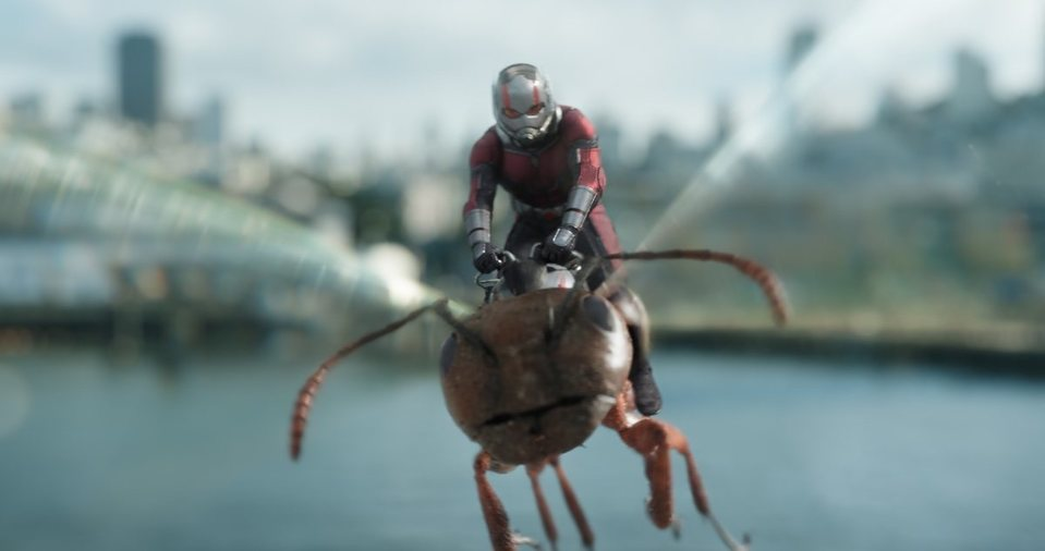 Ant-Man y la Avispa, fotograma 3 de 23