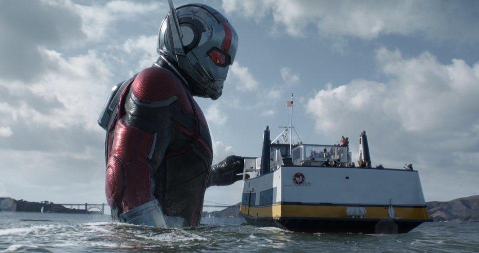 Ant-Man y la Avispa, fotograma 1 de 23