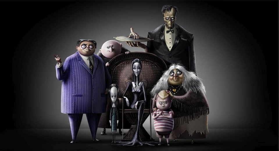 La familia Addams, fotograma 1 de 13