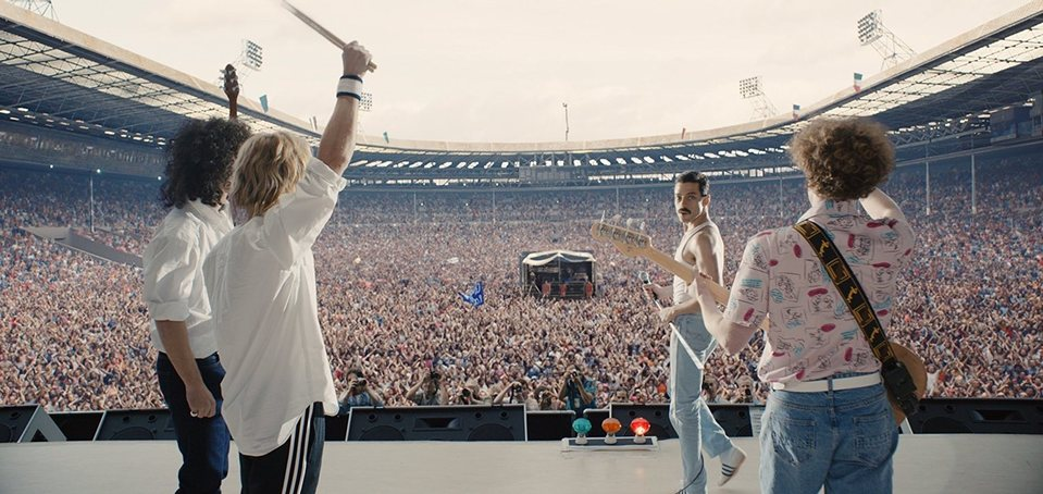 Bohemian Rhapsody, la historia de Freddie Mercury, fotograma 5 de 6