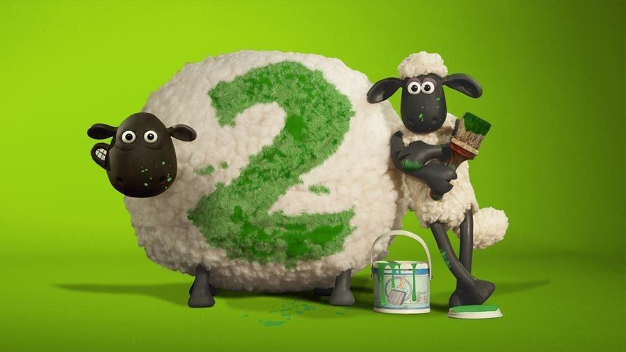 La oveja Shaun. La película: Granjaguedon, fotograma 1 de 52