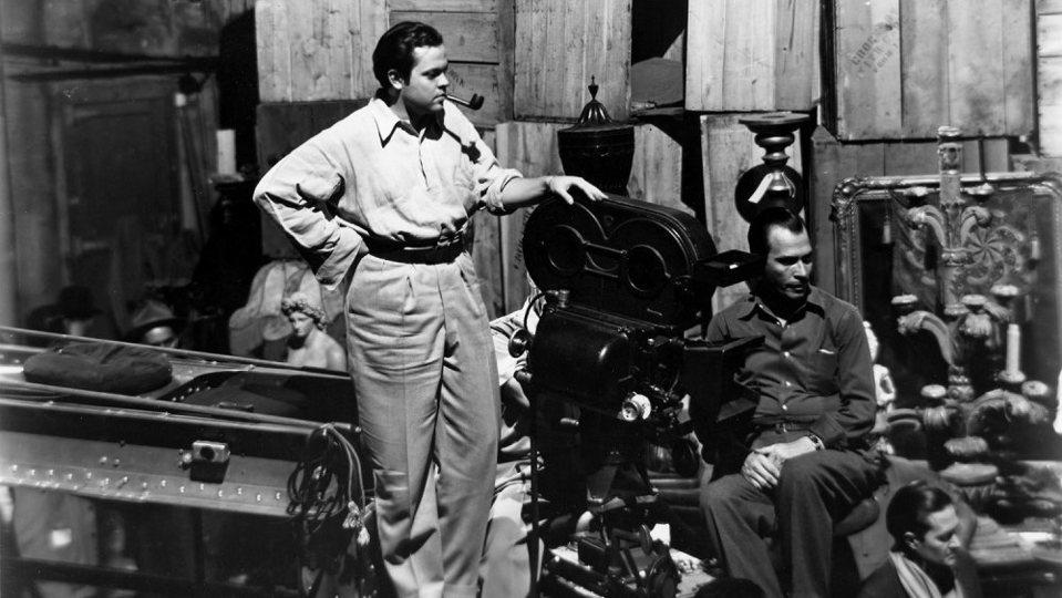 The Eyes of Orson Welles, fotograma 7 de 7
