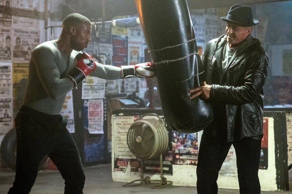 Creed II: La leyenda de Rocky, fotograma 1 de 26