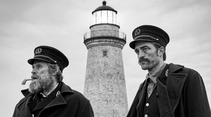 'The Lighthouse' impressed with its skillful shooting so much that it earned a nomination for Best Cinematography