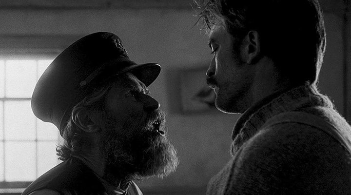 Neither Willem Dafoe nor Robert Pattinson were nominated for their incredibly intense performances in 'The Lighthouse'