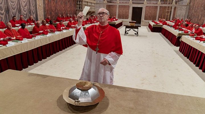 Jonathan Pryce surprised us all with a nomination for Best Actor as a result of his role in 'The Two Popes'