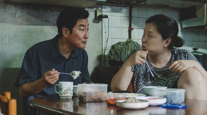 'Parasite' is one of this year's hits, and yet the Academy has completely overlooked the performance of lead Song Kang-ho