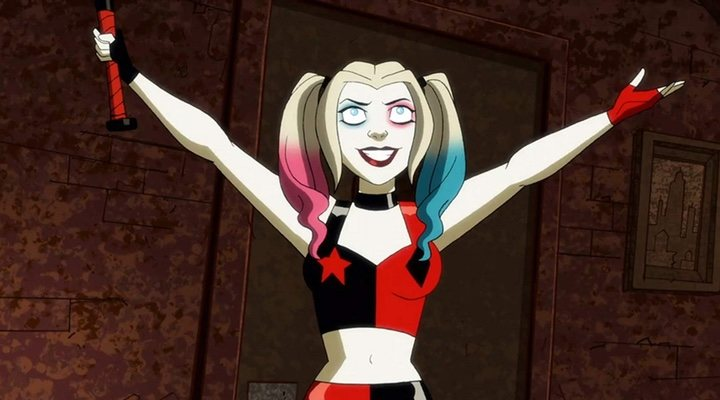 The TV series 'Harley Quinn' is an animated take on the beloved character