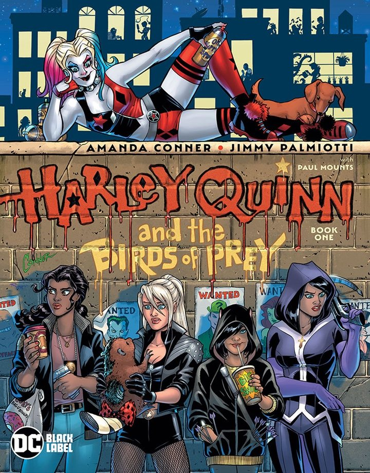 'Harley Quinn and the Birds of Prey' will be released in February 2020