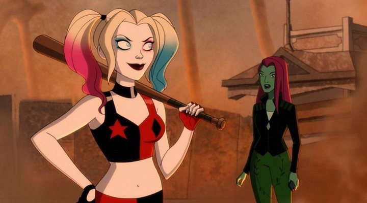'Harley Quinn' follows Quinn as she attempts to gain admission to the supervillain organisation League of Doom