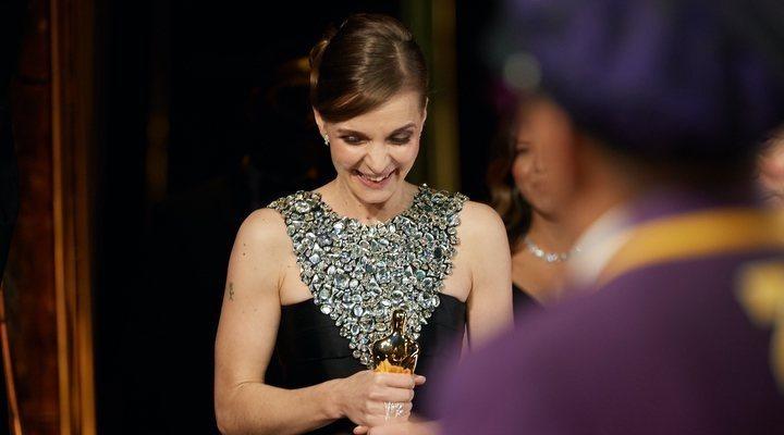 Hildur Guðnadóttir won the Oscar for best original score and called for women to share their voices