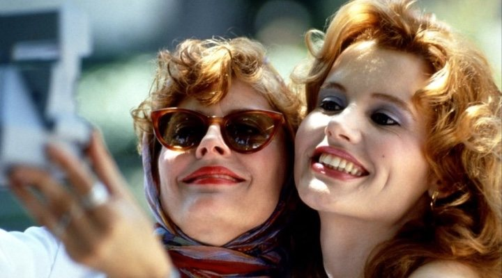 'Thelma & Louise' preaches female solidarity and the pursuit of individual happiness