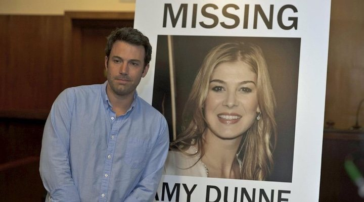 'Gone Girl' is a story about the dramatic fallout of a twisted and toxic marriage
