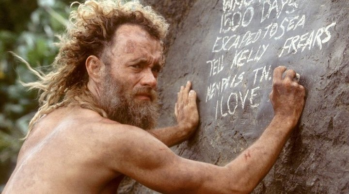 'Cast Away': a story about the individual's capability to survive