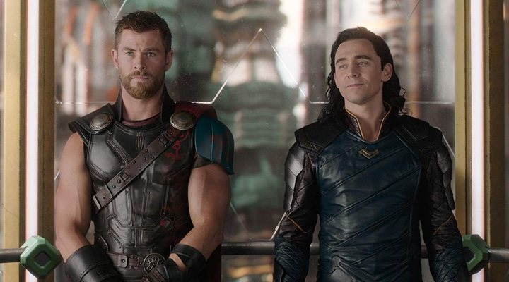 Thor and Loki: the definition of a love-hate brother duo
