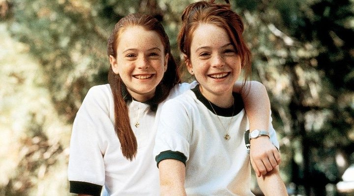 Lindsay Lohan plays twin girls that hatch a plan to reunite their parents in 'The Parent Trap'