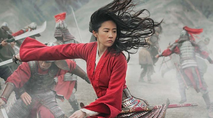 The release date of 'Mulan' has been pushed back due to the coronavirus outbreak