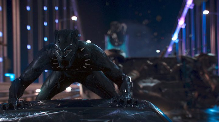 'The Black Panther'