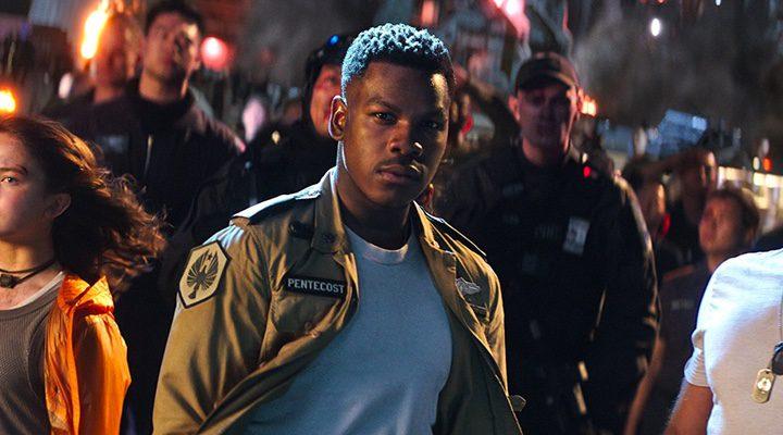 John Boyega in 'Pacfic Rim: Maelstrom'