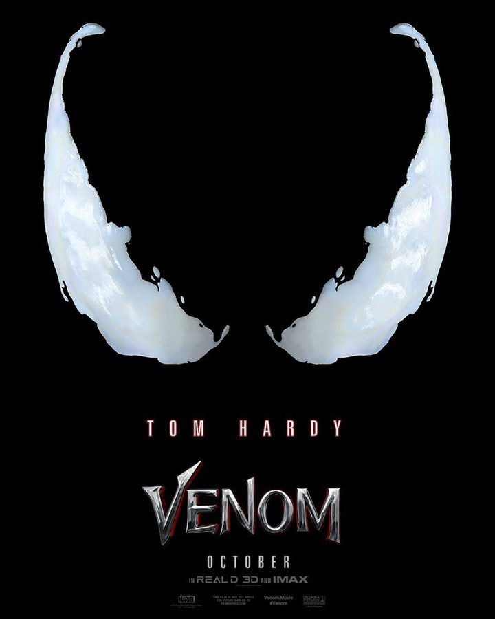 New 'Venom' poster