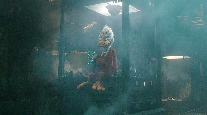 'Guardians of the Galaxy' Howard