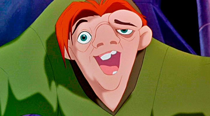 The Disney version