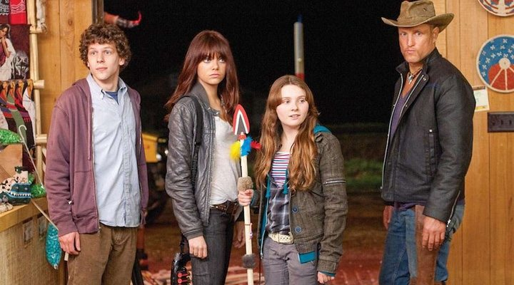 Zombieland Joins The 10yearchallenge With Zombieland 2 Poster