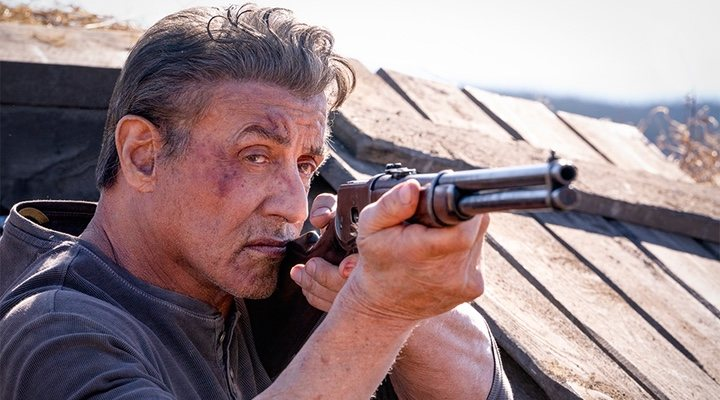 Stallone responds to 'Rambo: Last Blood' hate with humour