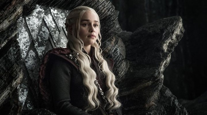 Emilia Clarke ('Game of Thrones's Daenerys Targaryen) found the criticism of Season 8