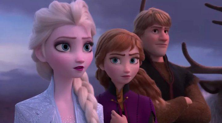 'Frozen 2' will star Kristen Bell, Idina Menzel and Jonathan Groff as Anna, Elsa and Kristoff
