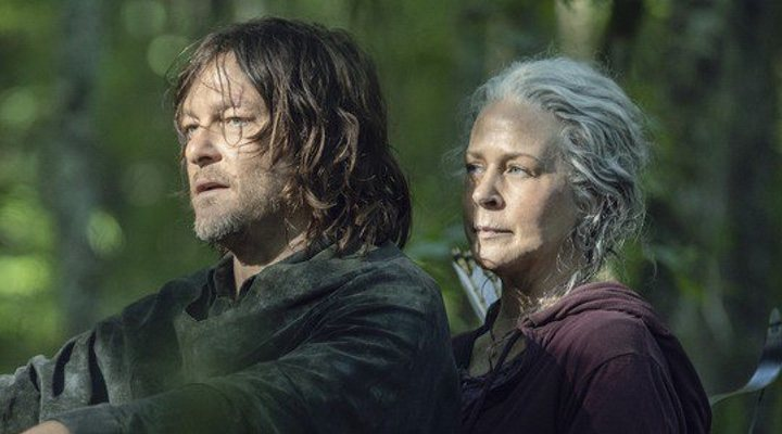 Will Daryl and Carol have a romance in Season 10 of 'The Walking Dead'?
