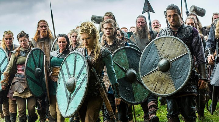 'Vikings' will air the first half of its final season this December
