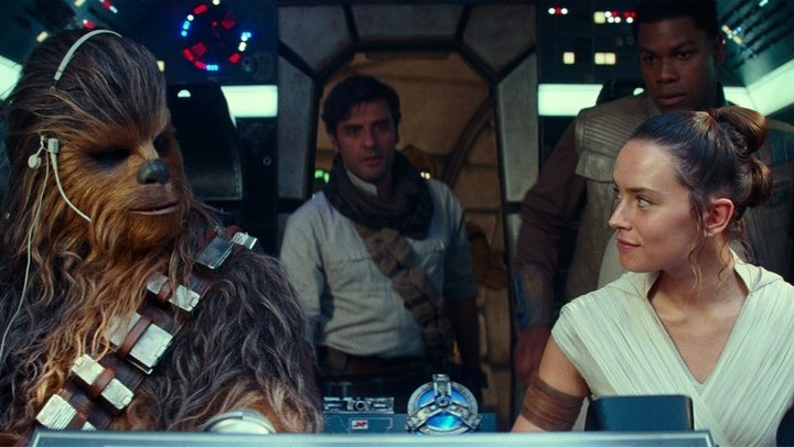 The gang are back together in 'Star Wars: The Rise of Skywalker'