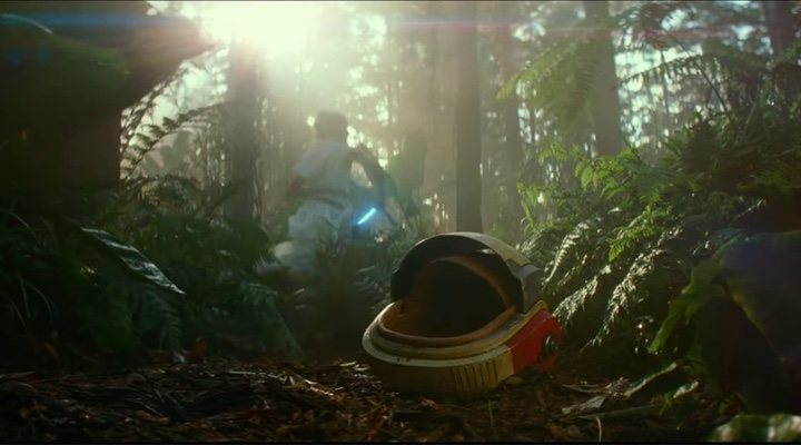 Will we be returning to the old moon of Endor or discovering a new one?