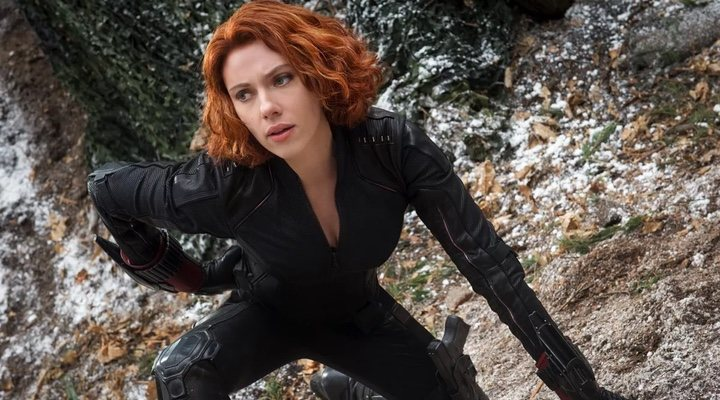 Shooting 'Black Widow' gave Scarlett Johansson some closure after 'Avengers: Endgame'