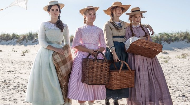 Greta Gerwig's 'Little Women' appears poised to enter the Oscar race after its first rave reviews from critics