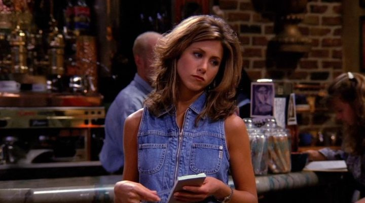 Jennifer Aniston promises that the original cast are working on
