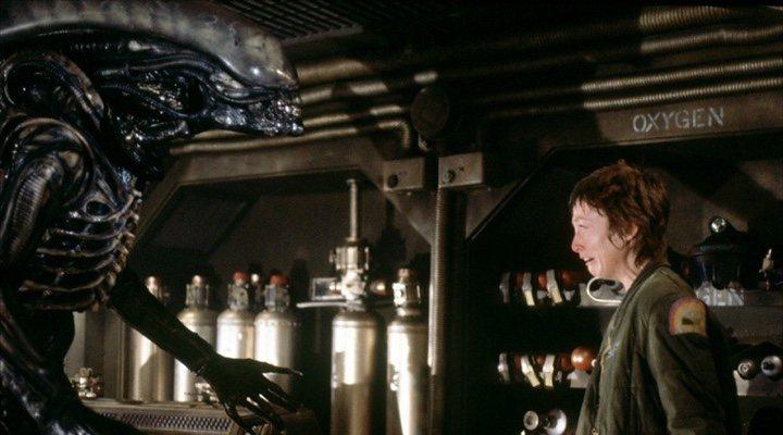 'Alien' (1979) changed the sci-fi/horror cross genre