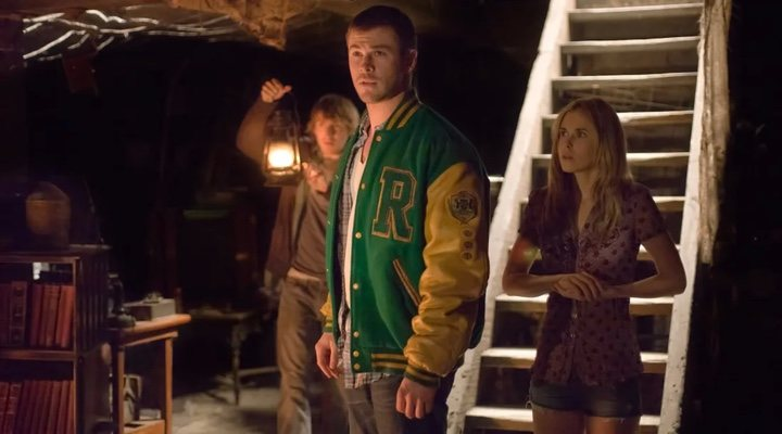 'A Cabin in the Woods' plays with exhausted teen stereotypes and makes them new