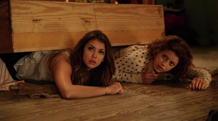 'The Final Girls' gets meta by placing its protagonists inside an actual slasher movie