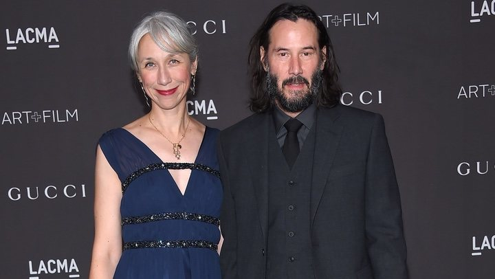 Alexandra Grant: friend or flame to Keanu Reeves?
