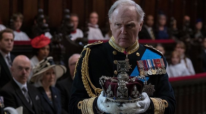 'King Charles III' is a speculative drama about the future reign of Prince Charles of Wales