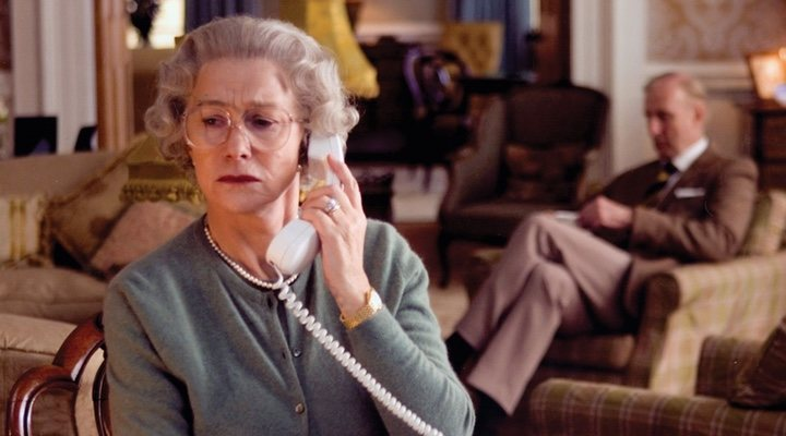 'The Queen' depicts the public outcry against how the royal family handled Princess Diana's death