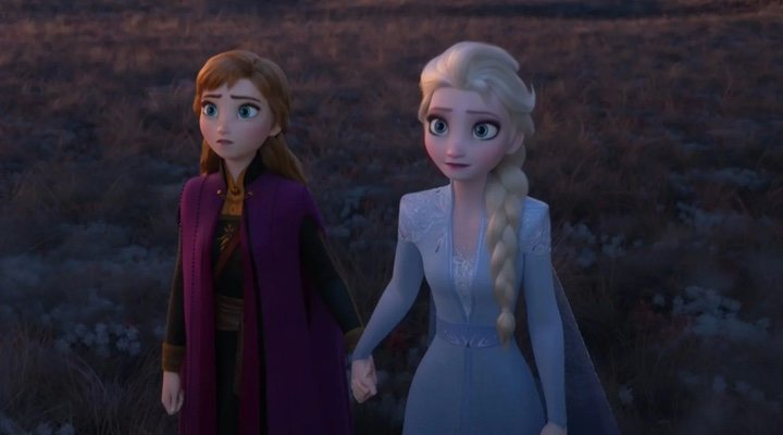 We'll see more of Anna and Elsa's sisterhood in 'Frozen 2'